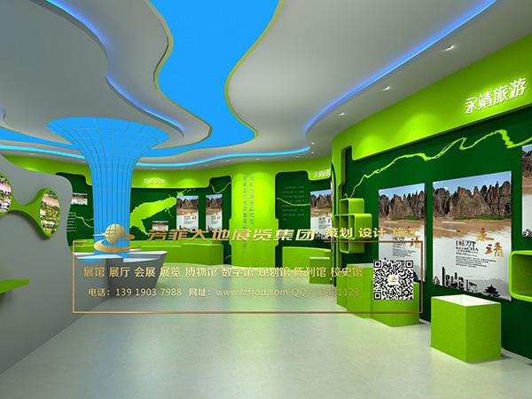 兰州展厅展览设计领先者_兰州芳菲大地装饰展览工程 兰州校史馆设计