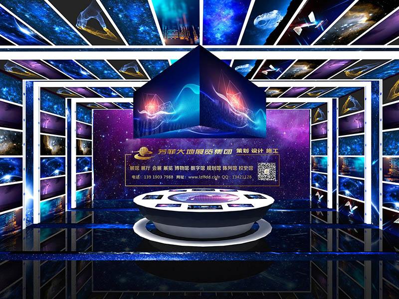 想找優質展廳展覽設計,就來蘭州芳菲大地裝飾展覽工程——甘肅室內展廳設計