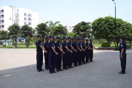 西安未央区保安临时外派 的保安服务陕西AG视讯安防