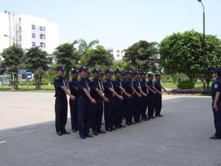陕西保安外派|声誉好的西安保安公司您的品质之选