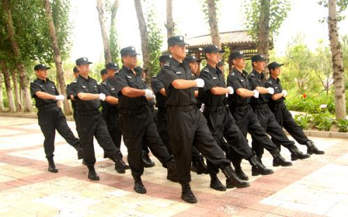西安受欢迎的保安服务——西安安保服务哪家好