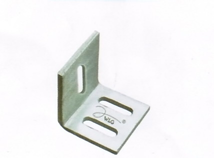 选购质量可靠的角码连接件就选鑫百聚幕墙钢构|深圳角码连接件