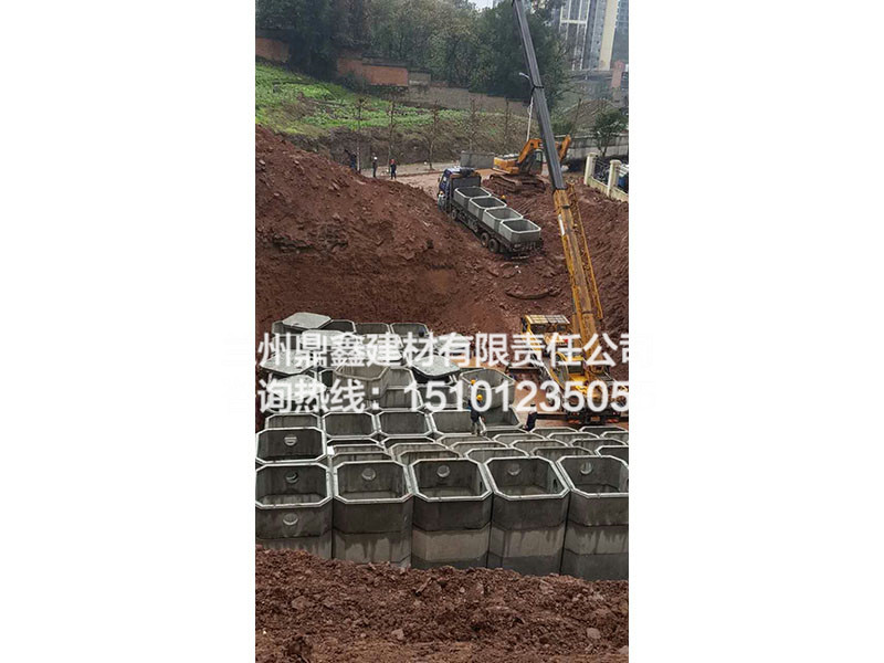 預制混凝土化糞池廠家_定西地區銷量好的鋼筋預制混凝土化糞池