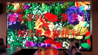 优惠的LED显示屏 广东鑫彩晨室内LED显示屏专业供应