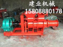 真空瓦机|真空练泥机|古建筑瓦机选云南建业砖瓦机械