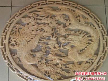 哪里有供应做工精湛的木雕_蚌埠木雕厂家