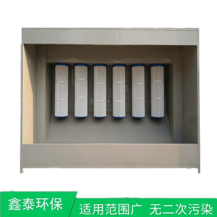 塑粉回收机喷粉房