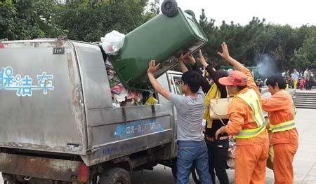 西安垃圾处理费用 【荐】专业的垃圾清运