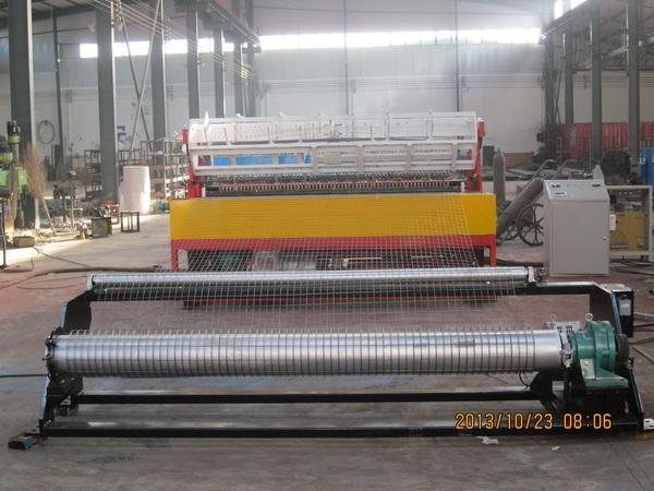 水泥圍欄設備煤礦支護網排焊機廠家全自動絲排焊機