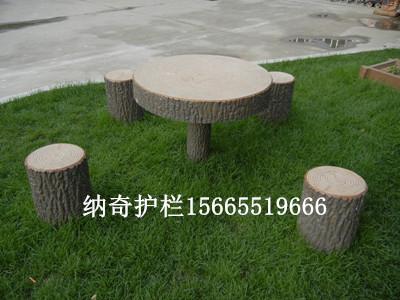 合肥区域专业景观小品厂家|宁夏仿木围树凳