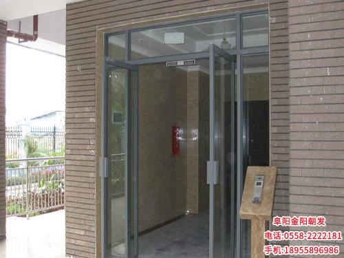 金阳朝发门业专业供应-凤阳门禁厂家