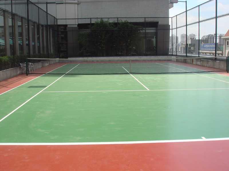 惠州篮球场施工_羽毛球场地面施工-惠州市泓冠达体育设施有限公