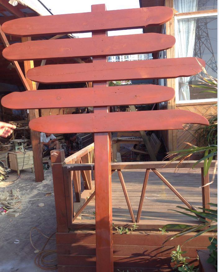 值得信赖的防腐木指示牌,泽灏贸易提供-广东防腐木指示牌代理