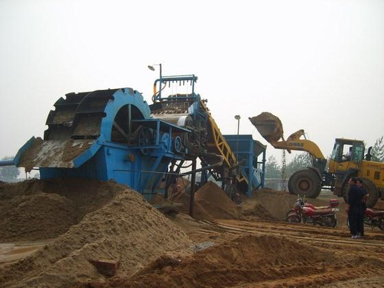 细沙回收机-可信赖的水洗砂设备在哪买