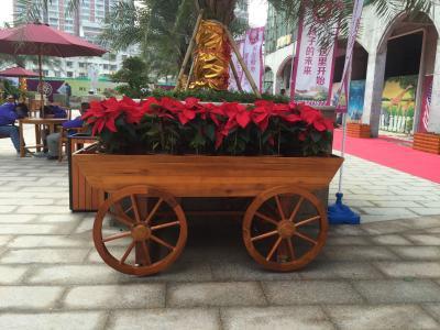 浙江防腐木花车销售,在哪能买到价格适中的防腐木花车呢