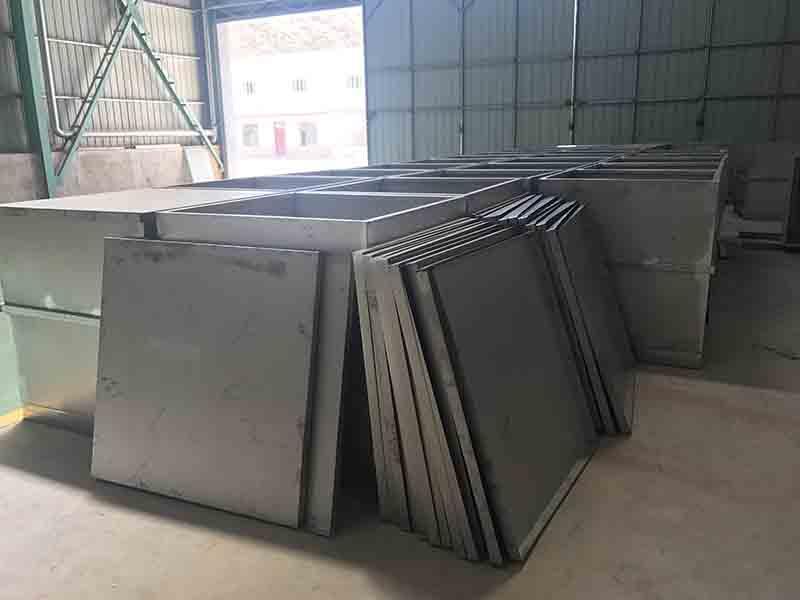 卓越的不锈钢箱加工厂就是兰州琪琳不锈钢|陇南不锈钢箱