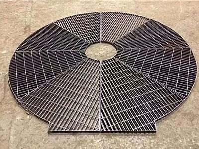 钢格板认准烟台先唐钢结构_陕西钢格板厂家