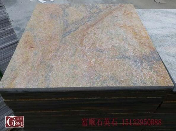 云灰石英亚光面-河北好用的天然石英石供应