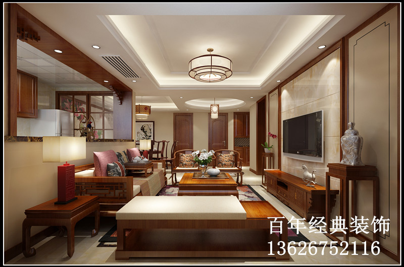 百年经典装饰,枫华景园,现代风格,绍兴装修,室内设计
