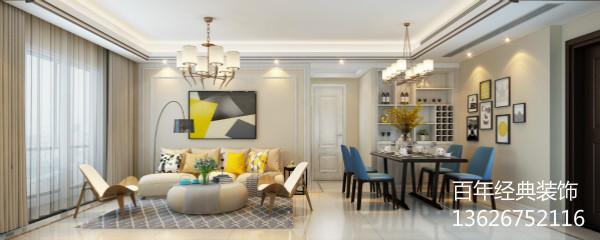 百年经典装饰,合成景园,高端大气风格,绍兴装修,设计公司