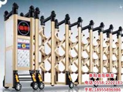 亳州不锈钢电动伸缩门,专业的电动伸缩门供应