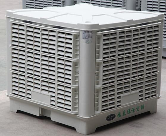 生产车间高温闷热怎么办?福泰环保空调工厂降温散热鲜风系统