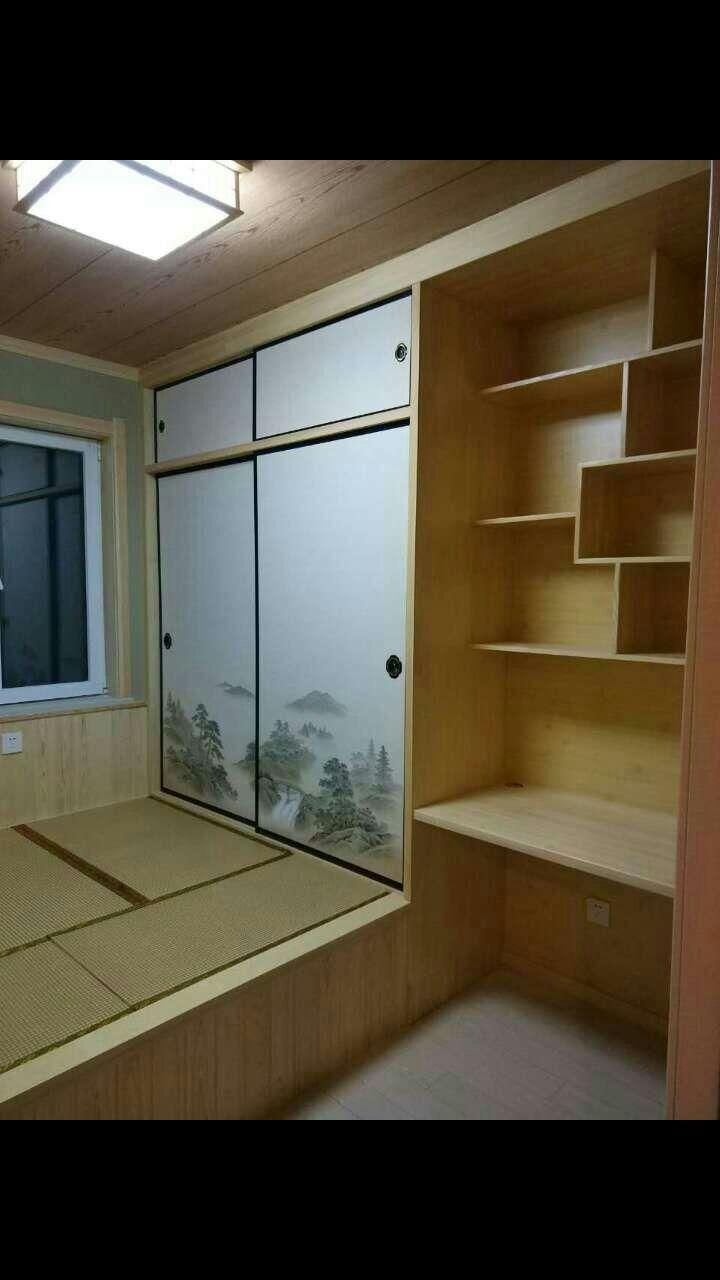 烟台榻榻米卧室哪家好,地中和室优惠的榻榻米卧室