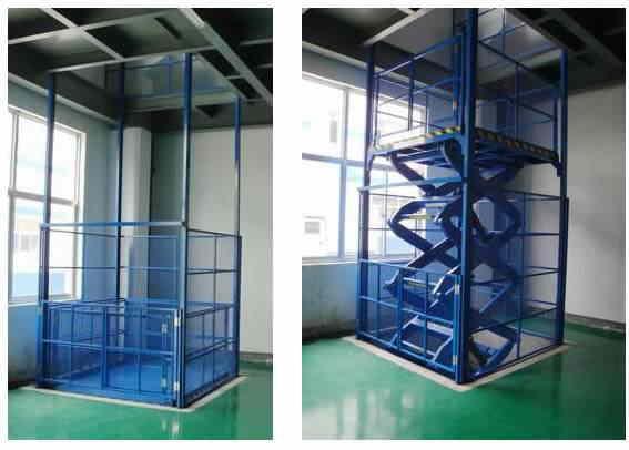 华豫起重集团宁波分公司——专业的液压升降平台提供商_嘉兴液压升降货梯生产厂