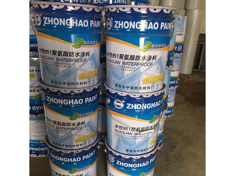 水性951聚氨酯防水涂料厂家-新款水性951聚氨酯防水涂料哪里买