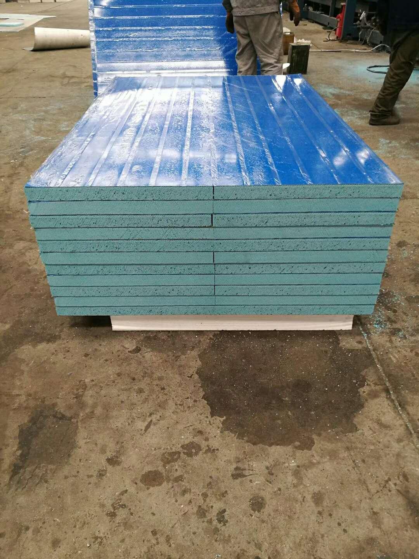 专业供应沈阳彩钢板|沈阳聚氨酯彩钢板厂家就来沈阳海博钢构彩板