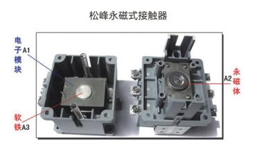 南陽永磁式交流接觸器-耐用的永磁式交流接觸器河南松峰電氣供應