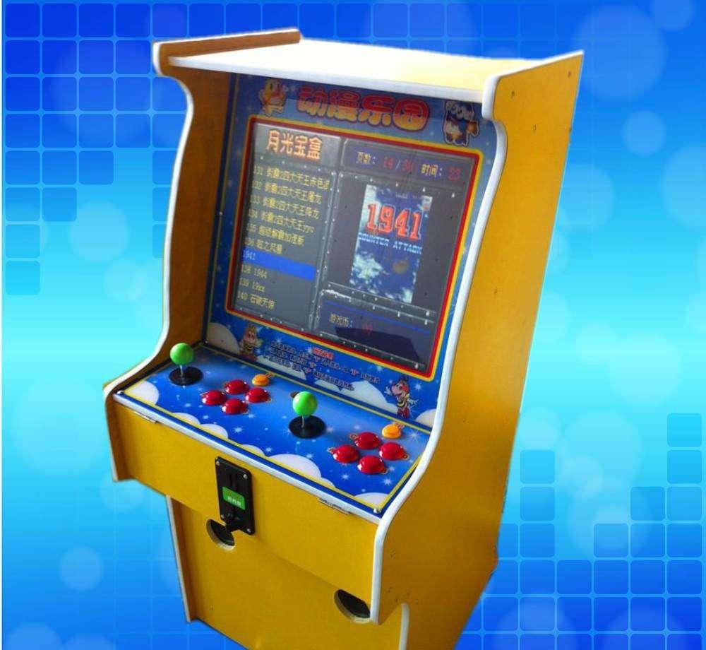 模拟投币游戏机多钱一台-具有口碑的投币游戏机品牌推荐