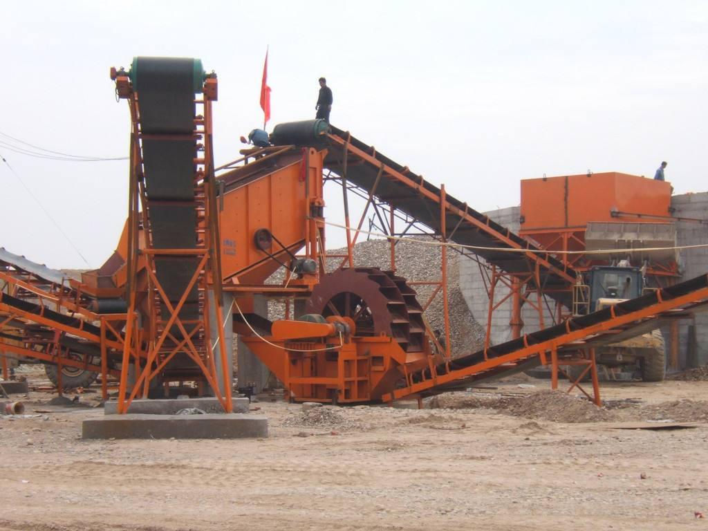矿山破碎设备-砂石清洗分离生产线机械、设备。山东破碎机