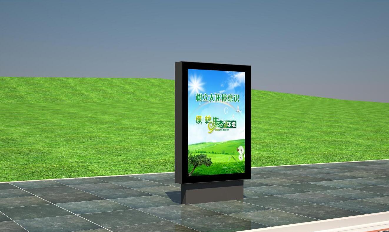 品質城市宣傳欄當選宿遷天盛,新款城市宣傳欄