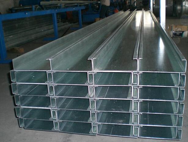 专业供应沈阳C型钢|沈阳Z型钢就来沈阳海博钢构彩板!