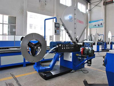 全自动螺旋风管机定制|供应江苏专业的螺旋风管机