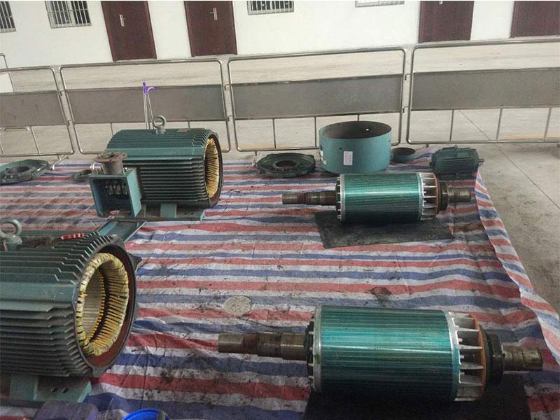 电机保养及维修
