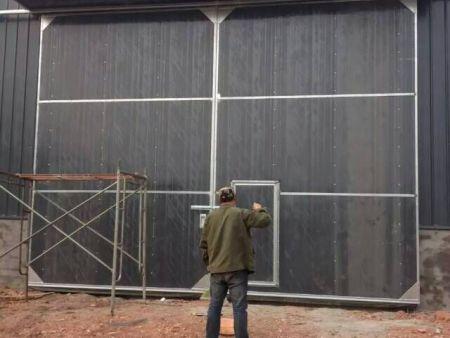 七台河工业推拉门厂家_哪里能买到好用的工业门