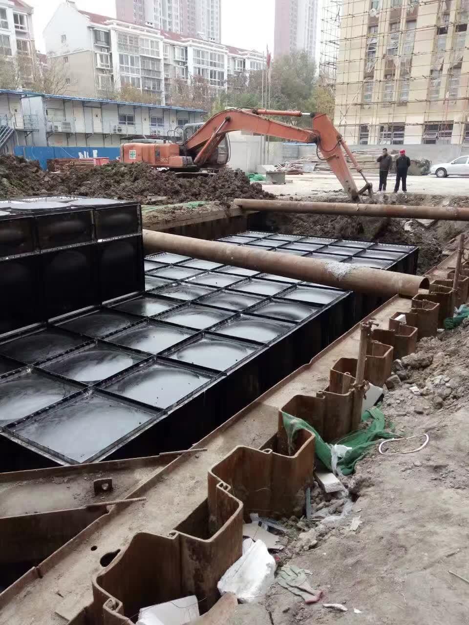 绥化地埋水箱厂家-辽宁地埋水箱厂家直销
