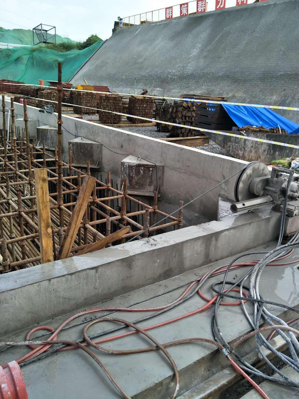 甘肃混凝土绳锯切割价格-专业的混凝土绳锯切割推荐