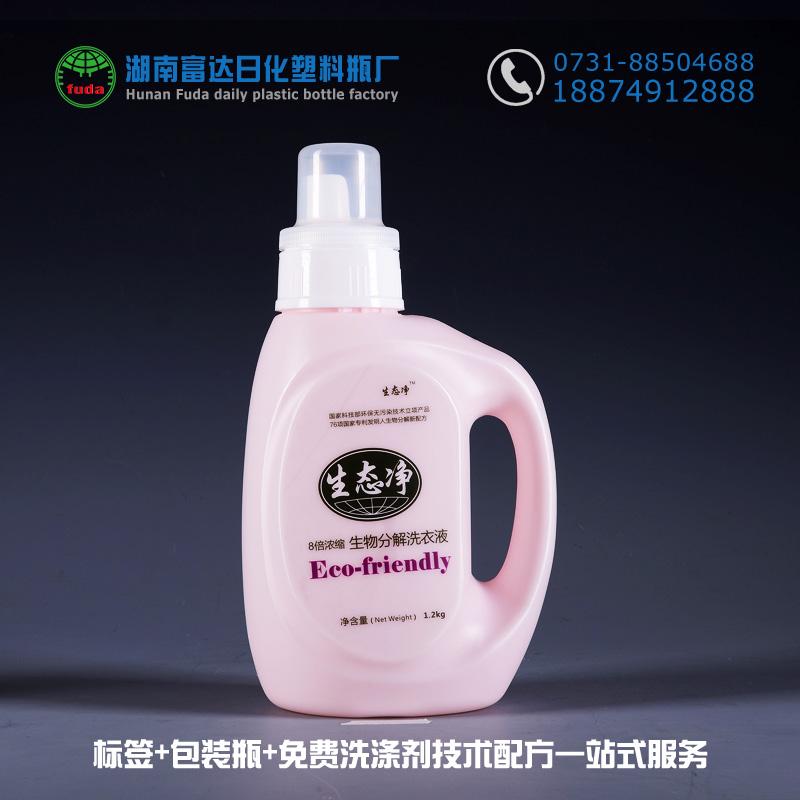 湖南洗洁精瓶子洗衣液瓶子厂家