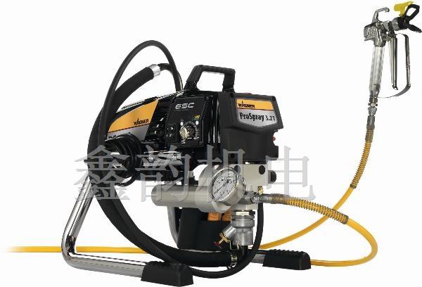 鑫韵机电设备商行——专业的电动喷涂机提供商-喷涂机类型