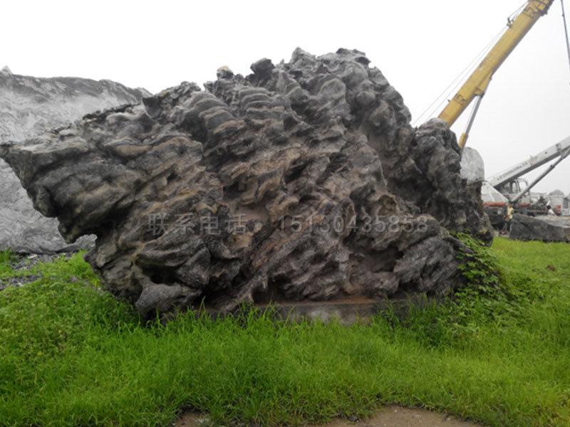 上海景观石多少钱,景观石优选超华园林工程