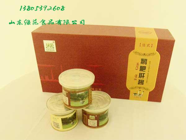 知名的法国风味鹅肝酱批发商-济宁鹅肝片怎么吃