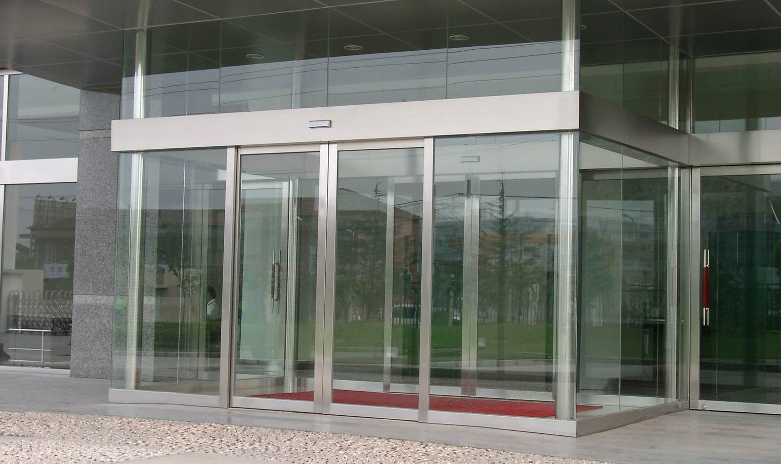 开门机哪家好——【厂家直销】厦门有品质的玻璃感应自动门