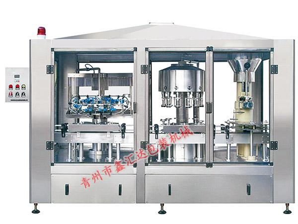 鑫汇达:全自动液体灌装机,半自动灌装机生产厂家
