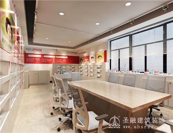合肥装修公司 合肥办公室空间装饰设计