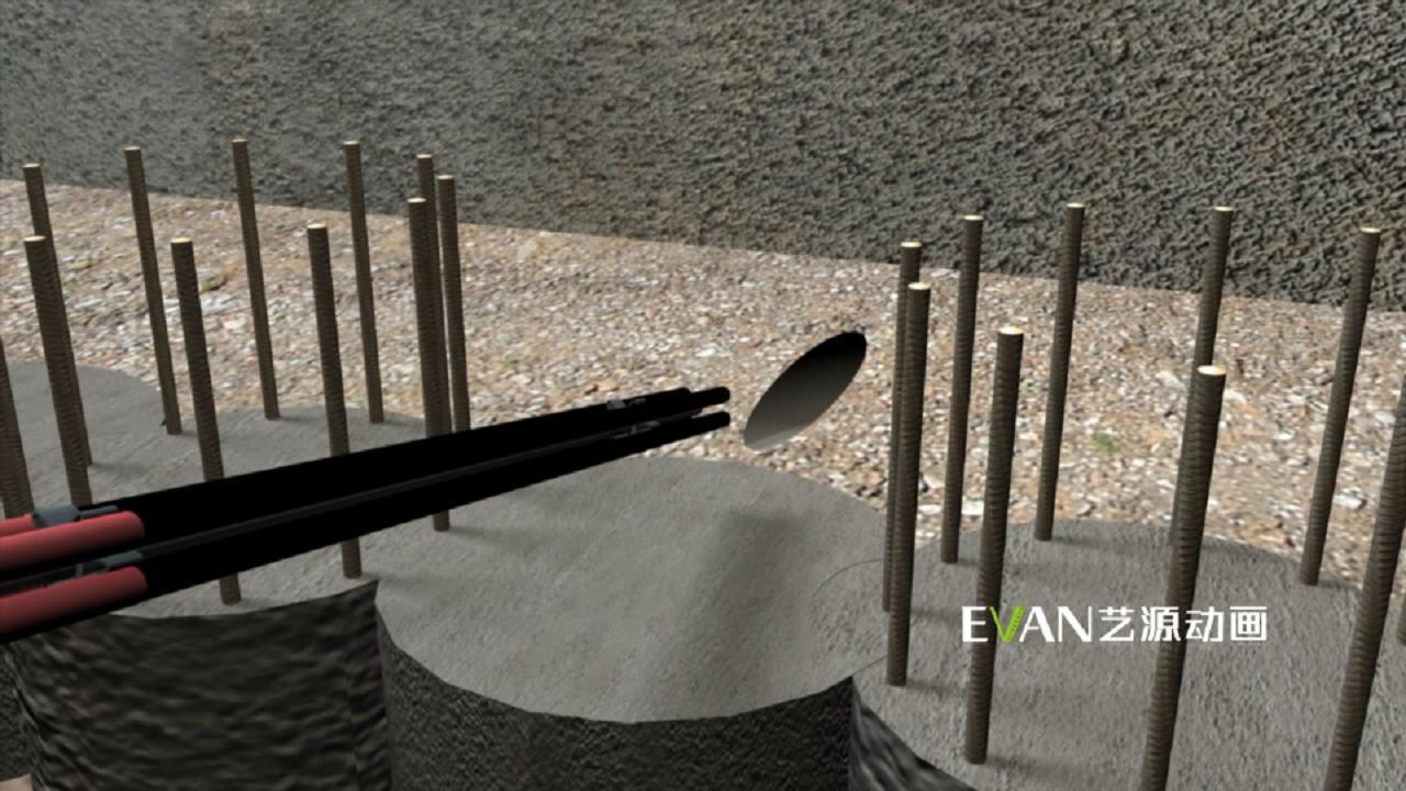 找有口碑的工艺流程动画模拟到艺源动画 专业的建筑施工模拟