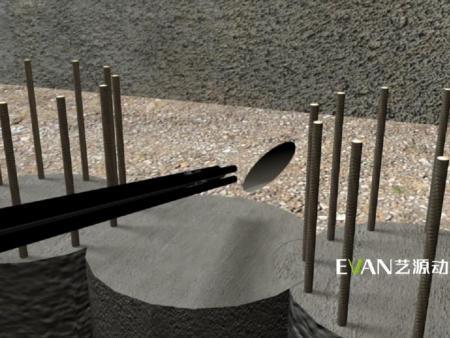 艺源动画提供优良的施工工艺动画策划,的工艺动画