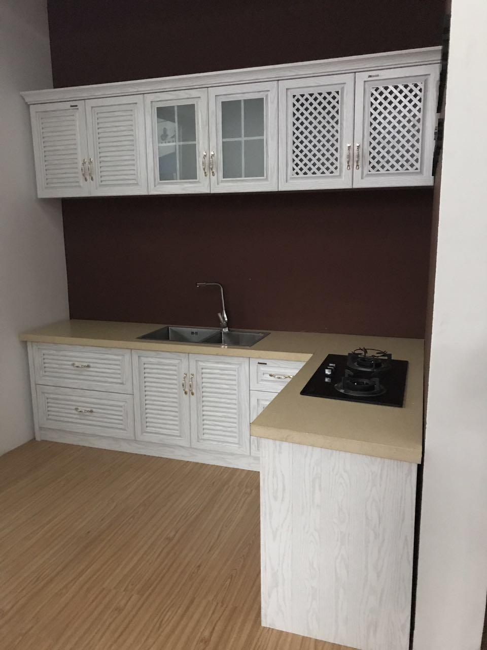 金铝尚品整体家居提供的定制全铝橱柜服务-上海全铝橱柜生产厂家